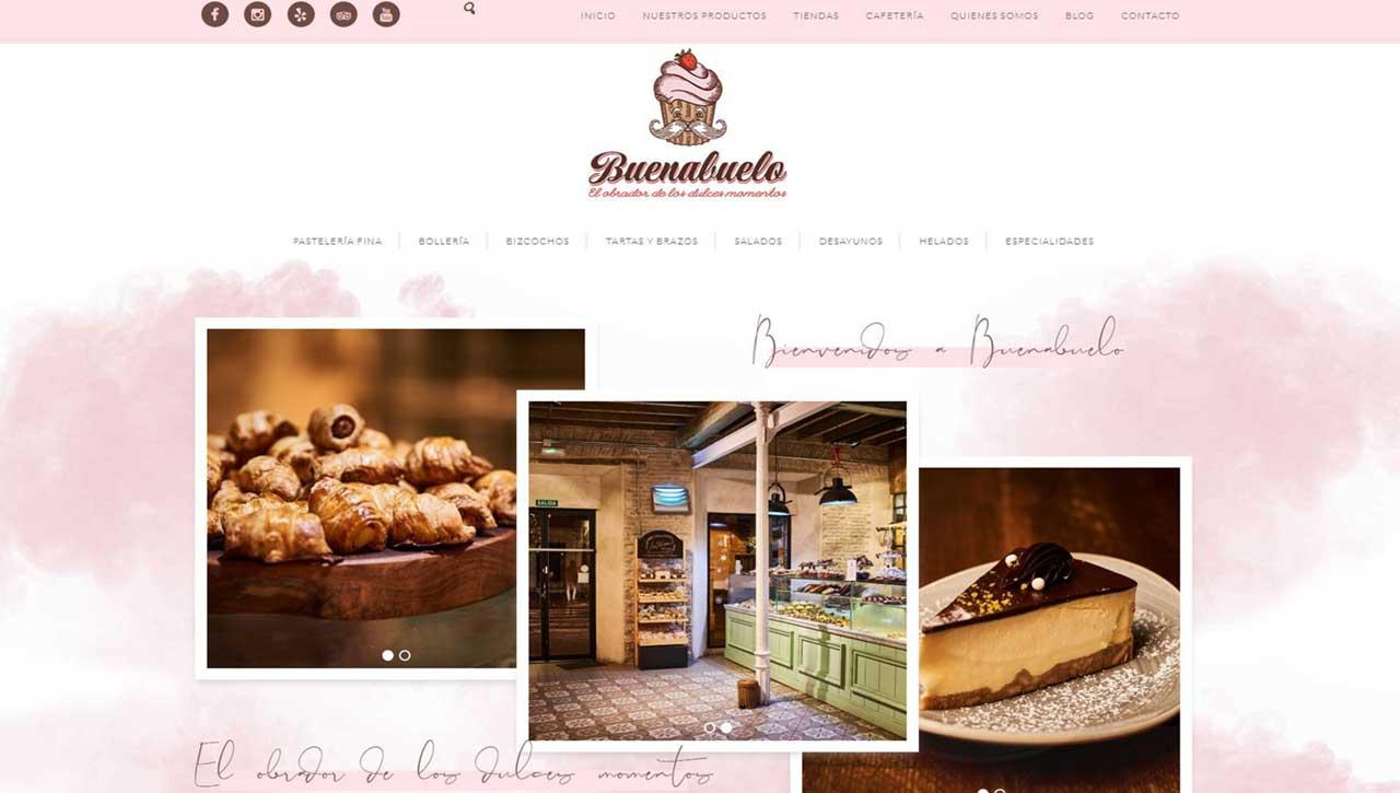 Diseño Web para Cafetería