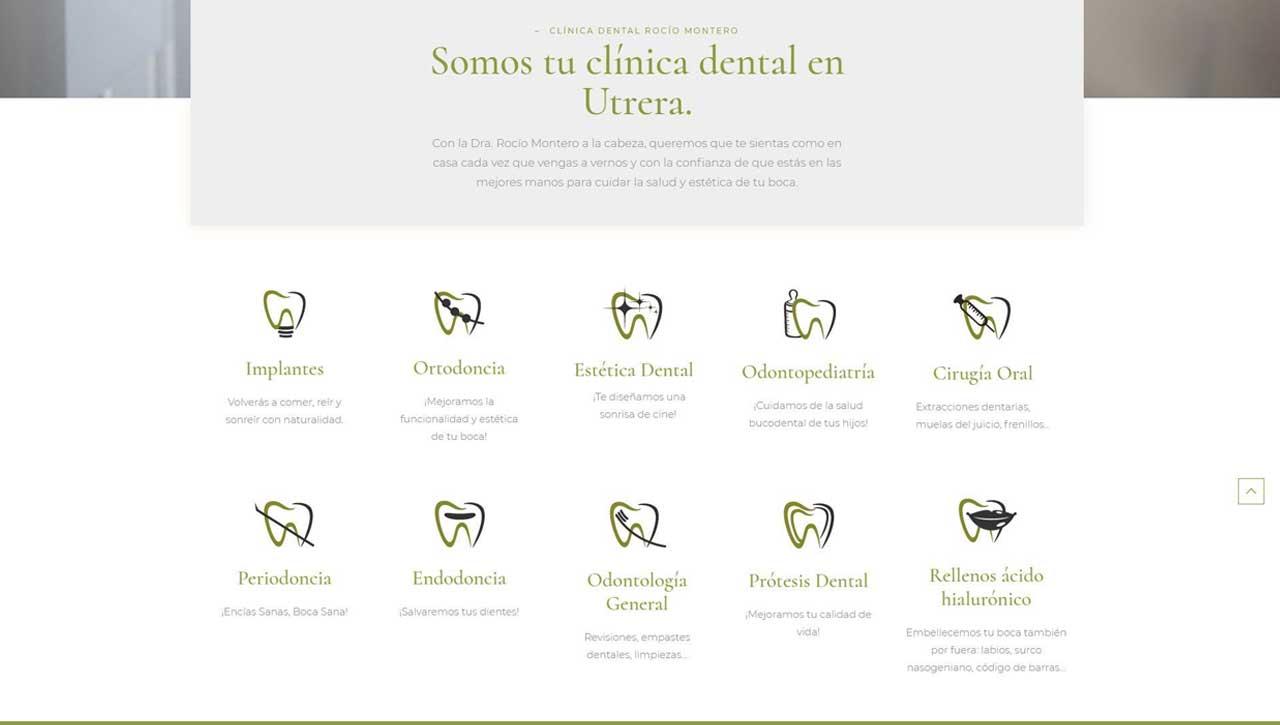 Clínica Dental Rocío Montero
